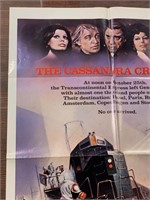 1976 the Cassandra Crossing Litho
