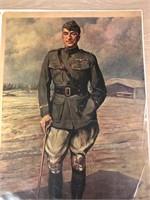 """1942 """"Capt. Edward V. (Eddie) Rickenbacker"""""""