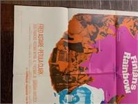 1969 Finian's Rainbown Movie Poster