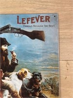 "1991""Lefever Arms Co."" by Desperate Sign Co."