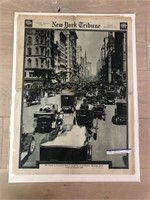 """1915 """"Fifth Avenue at Forty-second Street,"""