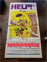 1965 Masquerade Movie Poster