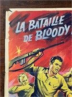 La Bataille De Bloody Beach movie Poster