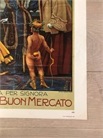 """Reprint 1903 """"Massimo Buon Mercato"""""""