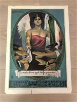 """Reprint 1918 """"Prestito Della Liber Azi One"""""""