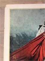 """Reprint 1918 """"Prestito Nazionale"""" Boar Goni"""