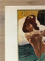 """Reprint 1907 """"Alla Spezia"""" Metlicovitz"""