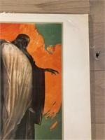 """Reprint 1913 """"L'Amore Dei Trere"""" Caldanzano"""