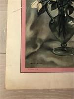 """1945 """"Roses"""" Harry Lane - Catalda Fine Arts Inc."""