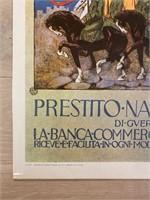 """Reprint 1917 """"Prestito Nazionale"""" Anonimo"""