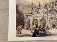 """Birdmen in Venice"" by Carl Setterberg"