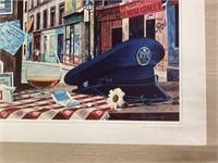 """Three Day Pass in Paris"" by Robert Geissmann"