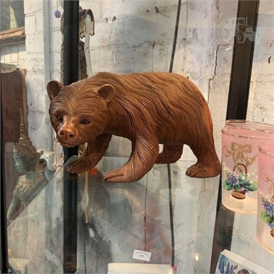 buy cheap closer at incredible prices A LOVELY CARVED WOOD BEAR Other Items For Sale - 2 Listings ...