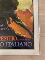 """Reprint 1917 """"Credito Italiano"""" Mauzan"""