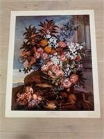 """A Basket of Flowers"" Hans Bolongier"