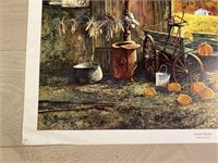 "1970 ""Autumn Harvest"" by Frank M. Hamilton"