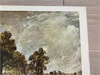 """The Maywain"" by John Constable"