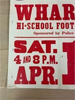 1974 King Bros. Circus Poster