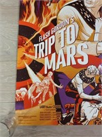 "Limited Edition ""Flash Gordon's Trip To Mars"""