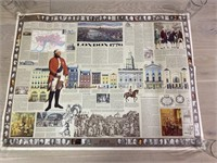 "1975 ""London 1776"" Poster by The Sunday"