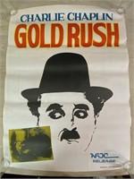 """""""Gold Rush"""" Staring Charlie Chaplin Movie"""