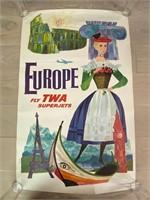 Europe Fly TWA Superjets by David Klein
