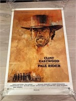 """1985 """"Pale Rider"""" Warner Bros"""
