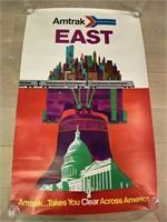 Amtrak East by David Klein