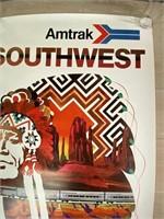 Amtrak Southwest by David Klein