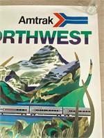 Amtrak Northwest by David Klein