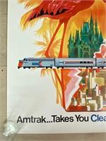 Amtrak Florida by David Klein