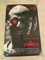 "1995 ""12 Monkeys"" Universal Studios"