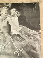 1968 Astaire & Rogers Poster