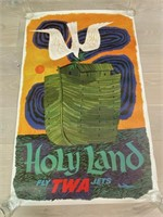 Holy Land TWA Jets by David Klein