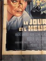 """""""Le Jour Et L'Heure"""" Cinemonto"""
