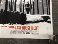 "Artist Proof ""Last House of The Left"""