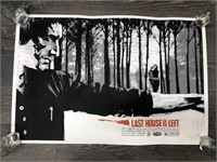 """Artist Proof """"Last House of The Left"""""""