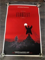 "Artist Proof ""The Exorcist"" Poster"