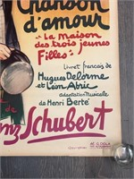 """1936 """"Chanson d'Amour"""" At. G. Dola"""