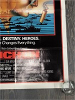 """1982 """"Inchon"""" MGM Movie Poster"""