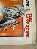 """1971 """"The Last Rebel"""" Columbia Pictures"""
