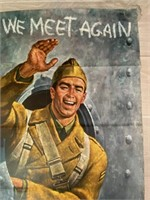 """""""Till We Meet Again Buy War Bonds"""""""
