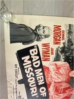 """Bad Men of Missouri"" Dominant"
