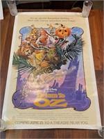 """1985 """"Return to Oz"""" Walt Disney"""