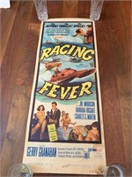 """1964 """"Racing Fever"""" Allied Artists"""