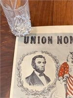 """""""Union Nomination for President"""