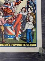 "1966 ""Ringling Bros. Circus The Children's"