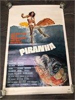 """1978 """"Piranha"""" A New World Pictures"""