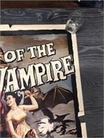 """1963 """"Kiss of The Vampire"""" Universal"""