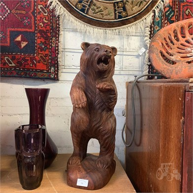 outlet for sale cute cheap best authentic A HAND CARVED WOODEN BEAR Other Items For Sale - 1 Listings ...